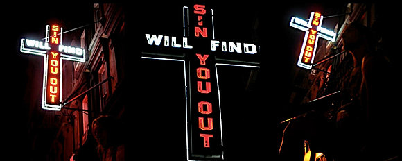Sin Will Find You Out