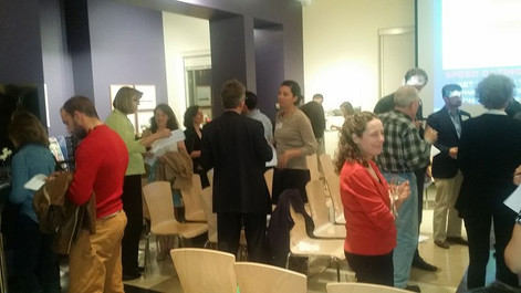 Performance, Debate, and 'Climate Speed Dating' in the Capitol: Human Impacts DC