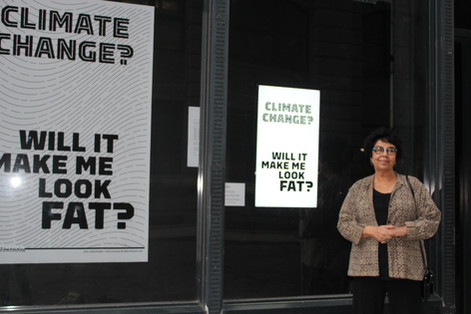 Creative Climate Awards: Dear Climate Let's You Talk with Our Climate