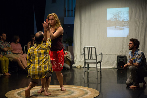 Creative Climate Awards: Earth (A Play About People)
