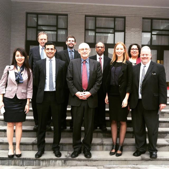 2014 TECO Delegation to Taiwan