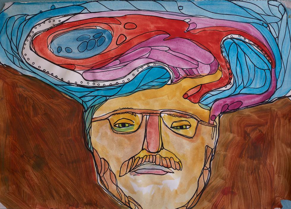 Swirling Paul