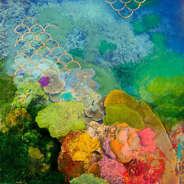 Copy of Ruth Ava Lyons: Oceanic Alchemie