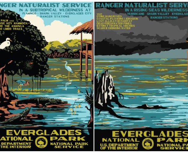 National Parks 2050 by Hannah Rothstein