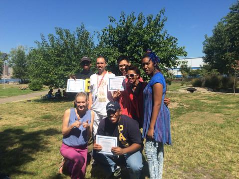 Tree Care Tuesday 2015 - a Final Bough
