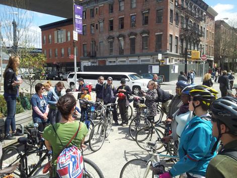 Human Impacts' Waterfront Bike Tour