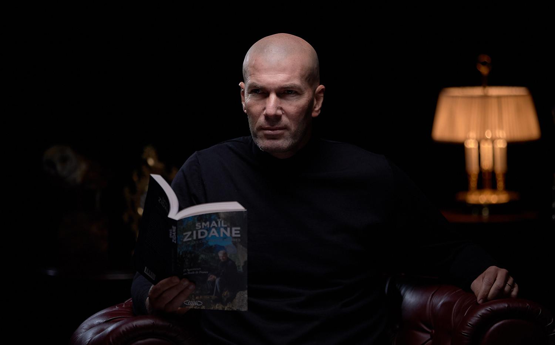 Zinedine Zidane - OTRO Launch Film (imag