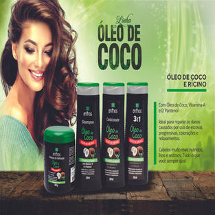 Linha Óleo de Coco