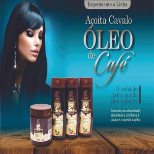 Açoita Cavalo Óleo de Café