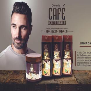 Açoita Cavalo óleo Café For Men