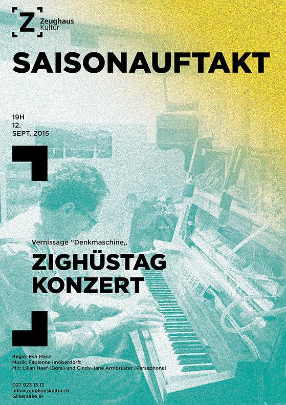 zeughaus Kultur, affiche, séverine dolt