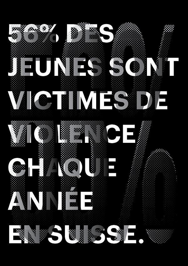 prévention, violence, affiche, séverine dolt