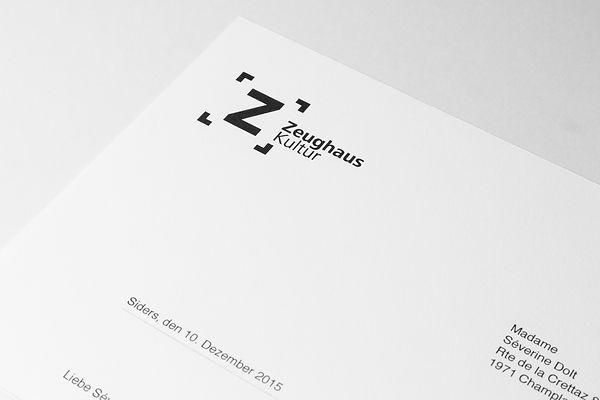 Détail papier lettre zeughaus kultur