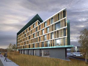 PLANNING GRANTED - CITY EAST PHASE III
