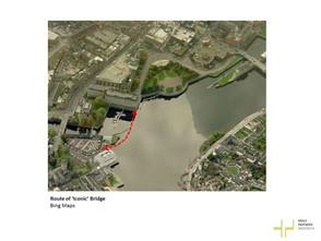 LIMERICK FOOTBRIDGE | An Alternative Approach