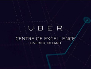 UBER ANNOUNCES CENTRE OF EXCELLENCE