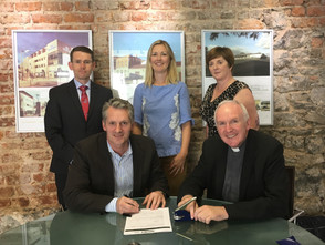 LIMERICK DIOCESAN CENTRE  | Contract Signing