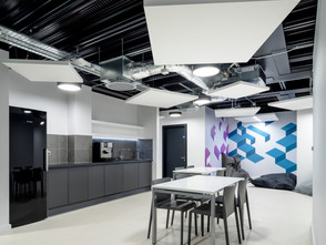 UBER OFFICE FIT-OUT COMPLETE!