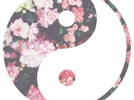 Balancing your Yin (Female) and Male (Yang) energies