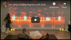 Everning Yin Yang Practice