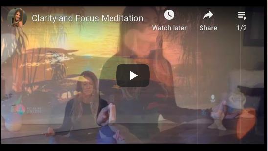Clarity & Focus Meditation