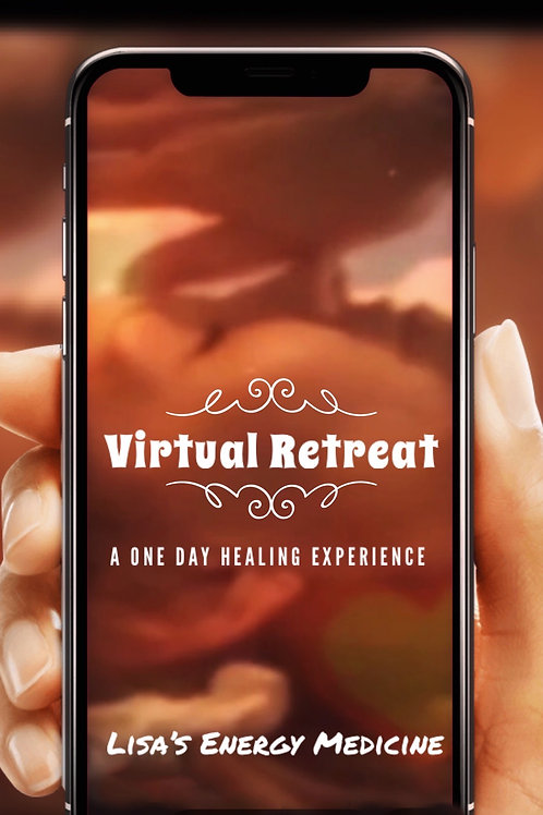 Virtual Retreat - A One Day Healing Experience