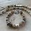 Thumbnail: Precious Gemstone Agate Bracelet