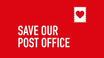 Save the post office campaign