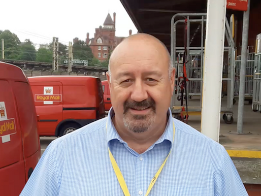 Pathway to Change: Royal Mail Delivery Cwu Mark Baulch on deliveries and the new Agreement