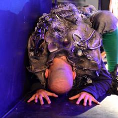 Sergey Nagrony as The Master of Garbage