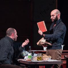 Sergey Nagorny and Roman Freud