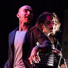 Sergey Nagorny and Anna Zicer