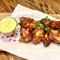 Coccoricco chicken wings .heic