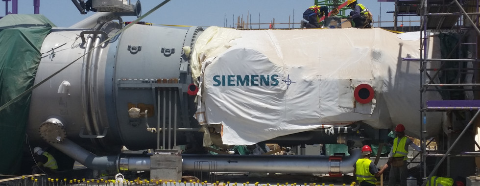 Gas Turbine Installation