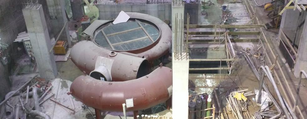 150MW Hydropower Pumped Station Plant