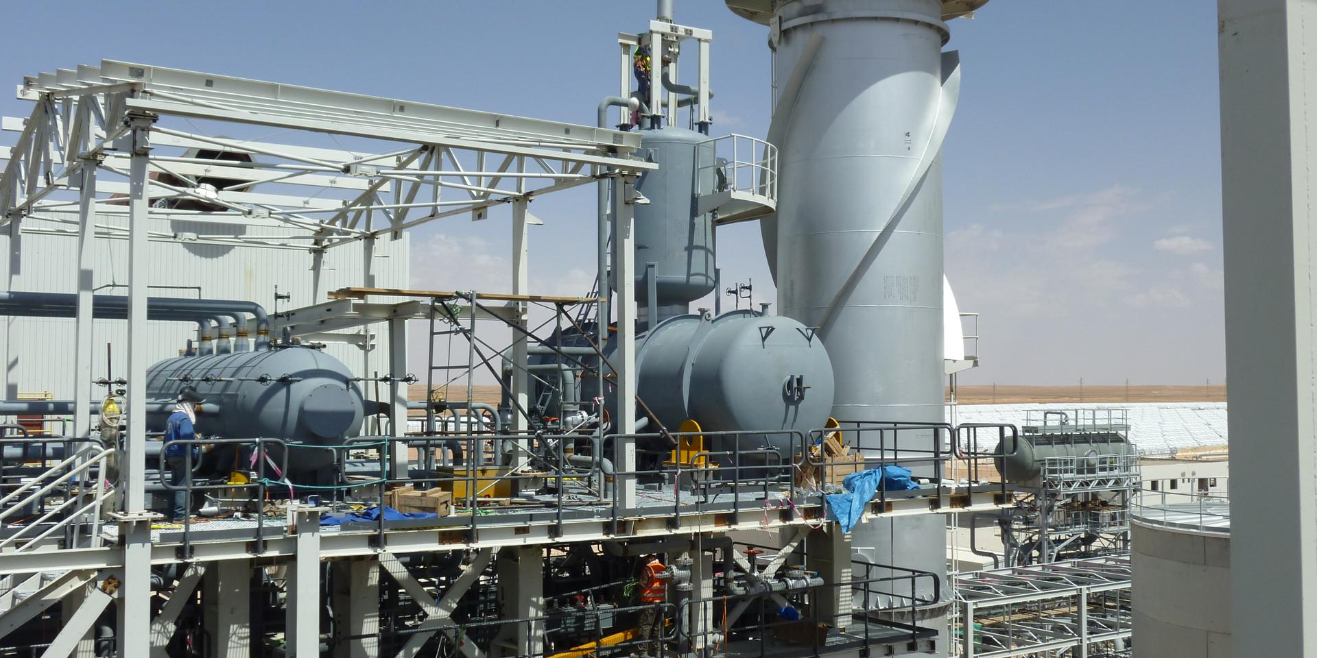 Refineries Facilities
