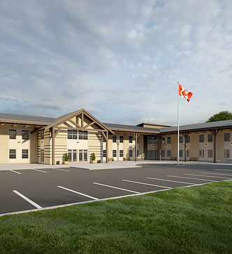 19-205 Kempenfelt Bay School-Rendering 1