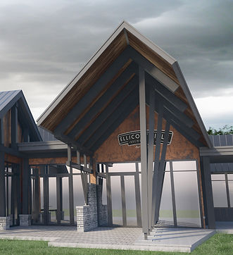 Little Valley Brew Pub Render