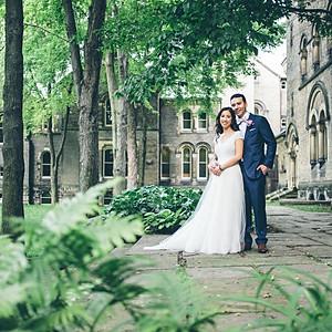 Victoria + Filipe's Wedding