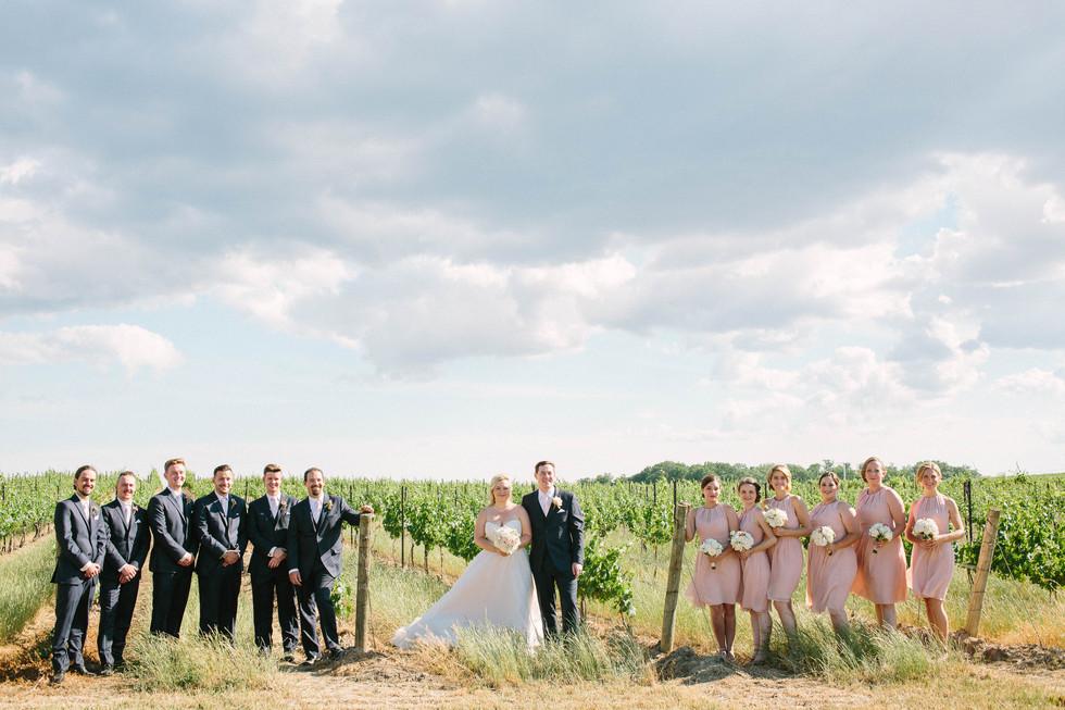 Sue Ann Staff Winery Wedding