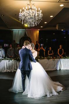 Hazelton Manor Wedding First Dance