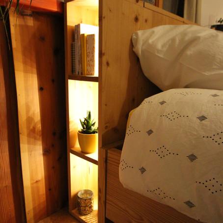 A WOODEN DREAM, furniture design