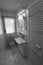 AVANT : WC & DOUCHE