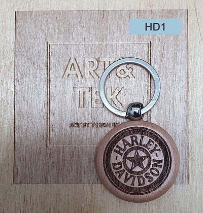 Porte clé Biker