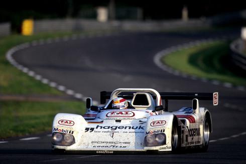 Le Mans  Joest Porsche Tom K 1997-07-1 D