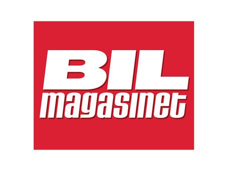 BIL Magasinet about KALMAR Automotive