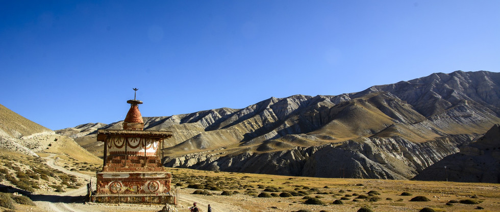 uppermustang  temple