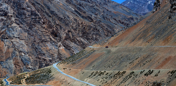 roads india