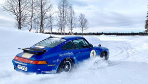 Marcus Grönholm Winter Experience has started today!