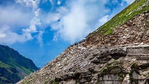 The highest roads of Bhutan